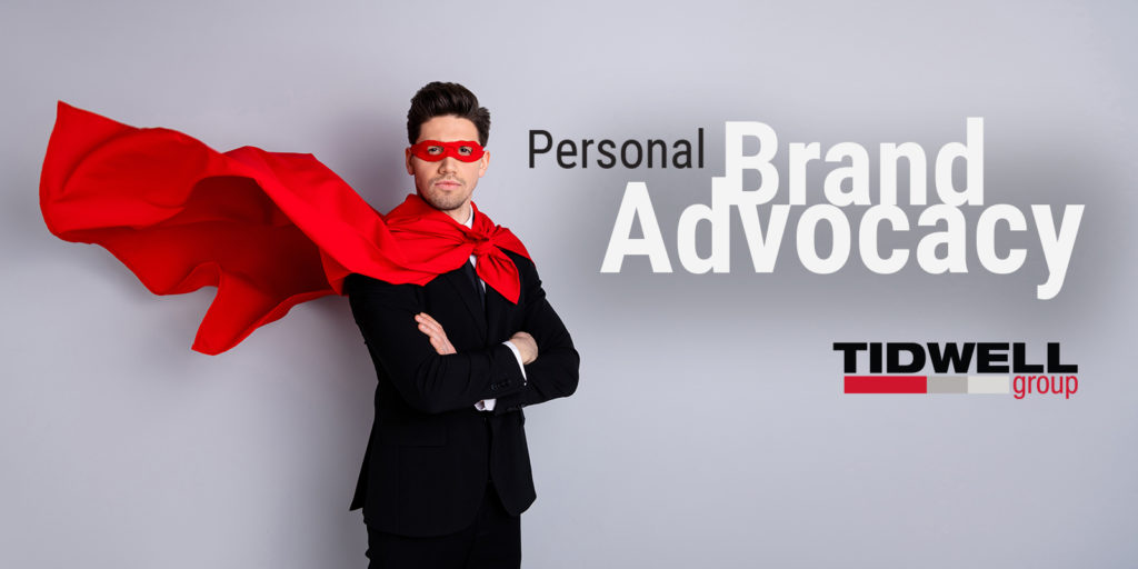personal brand advocacy